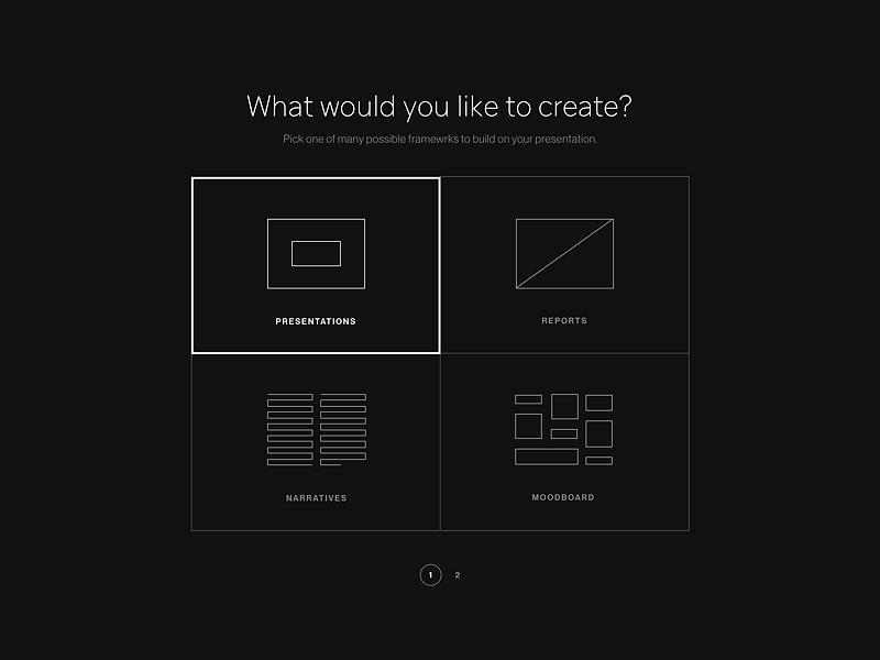Presentation Creation Process sidebloggin. slides presentation app web design ui ux
