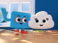 Codey And The Cloud