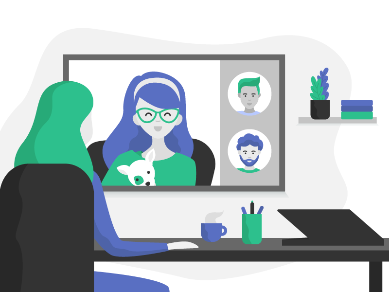 Digital Employee Experience During Remote Work