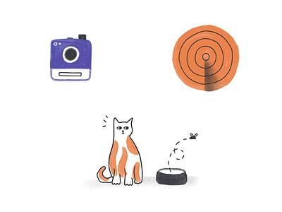 Animated Spot Illustrations for #paid marketing interaction radar camera education loading empty state illustration app illustration product illustration empty states illustration