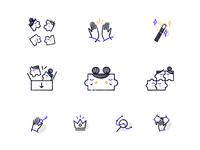 Folk App Spot Illustrations