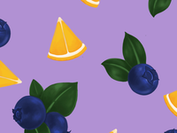 Blueberries & Citrus