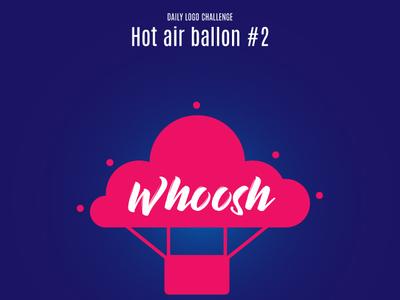 Hot air ballon #2