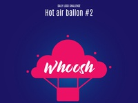 Hot air ballon #2