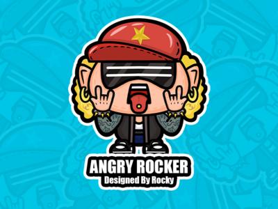 Angry Rocker