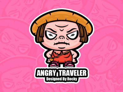 Angry Traveler