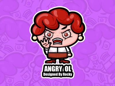 Angry OL