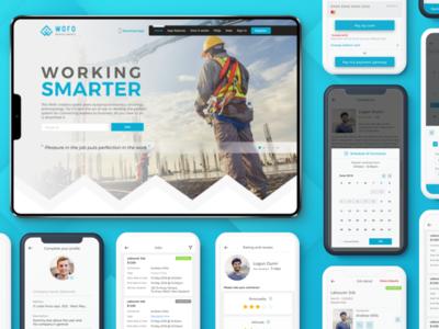 On-demand Labour Freelance Platform