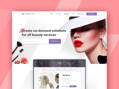 On-Demand Solutions for Beauty Services