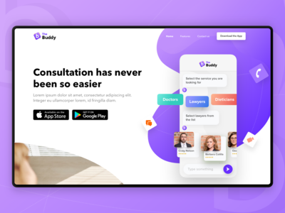Consultation Services - The Buddy