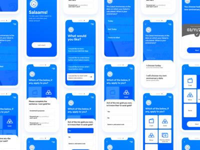 ZakChat UI Design
