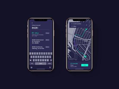 DAILY UI 020 - LOCATION TRACKER tracker traffic position location pin gps app locations location app gps tracker gps location tracker location app ui ux ux app design ui design daily ui ui dailyui design