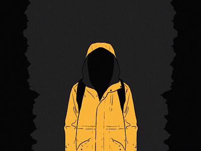 Dark alternative poster design illustration digital digital art poster illustration