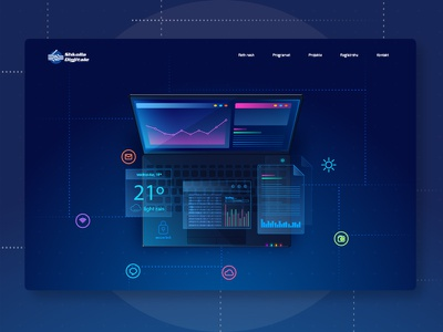 Landing Page Test website concept website design website illustration graphic design design landing page design landing page landing