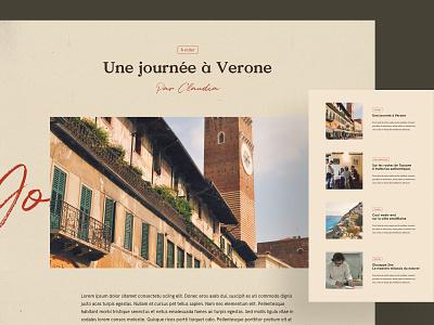 Italian Food Blog restaurant italy italian velluti vendredi studio blog design food blog