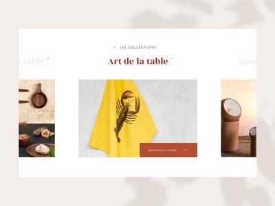 Boria E-commerce Website - Category product