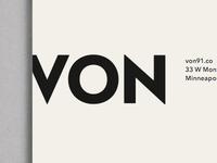 Von91 Stationary idea
