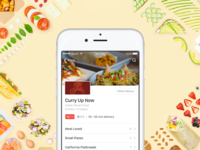 DoorDash Redesign