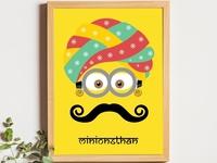 Rajasthani Minion