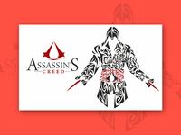 Assassin's Creed Tribal art