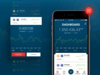 Blocktrade Mobile App