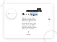 Visual HTML Website Editor