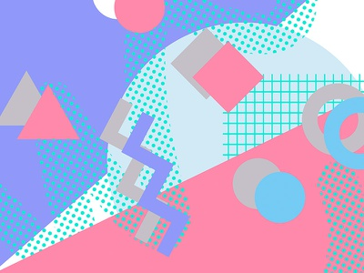 Memphis Background background vector flat geometrical cubic zigzag linear memphis simple texture bright