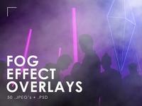 Fog Effect Overlays