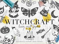Luxury Witchcraft Graphics