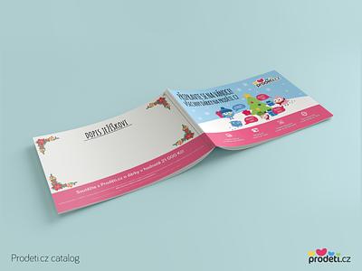 Prodeti.cz Katalóg kids illustration kid catalog