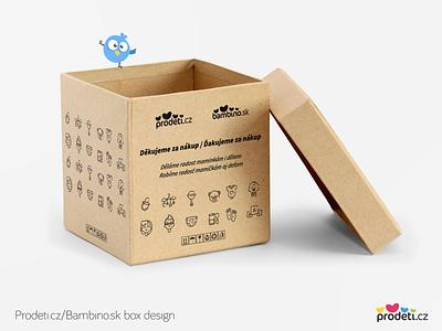 Prodeti - Package design kids package design