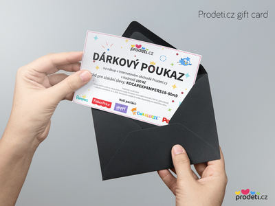 Prodeti - Gift card for mums :) kid mum card gift