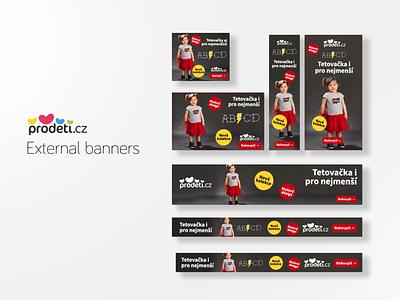 Prodeti - External banners social banner banners