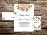 My wedding invitations