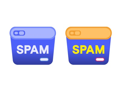 SPAM icons