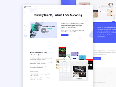 Benchmark Email, Simple Brilliant Email Marketing