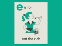 e is for…