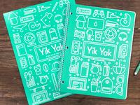 YY Folder & Notebook