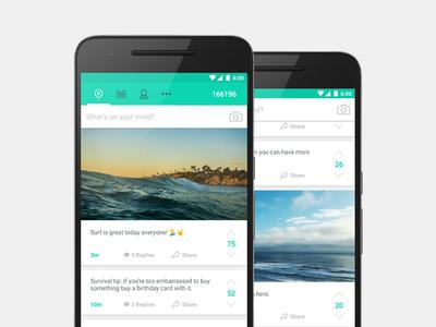 Yik Yak × Android 2016