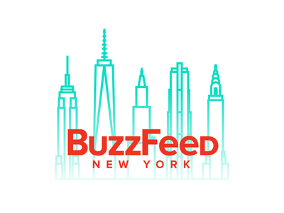 BFNY Geofilter buzzfeed stroke illustration nyc geofilter snapchat