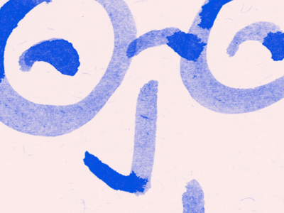 Album Cover 2  lettering brush ink indie album sumi-e sumi