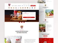 KFC - New e-commerce