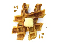 Play With Your Food: Waffles