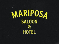 Mariposa Saloon & Hotel