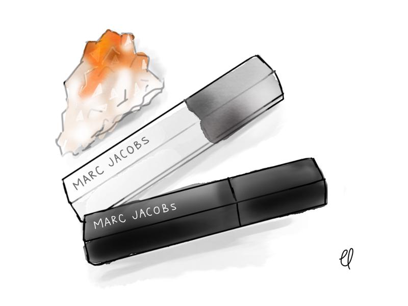 Marc Jacobs Beauty Velvet Primer and Mascara