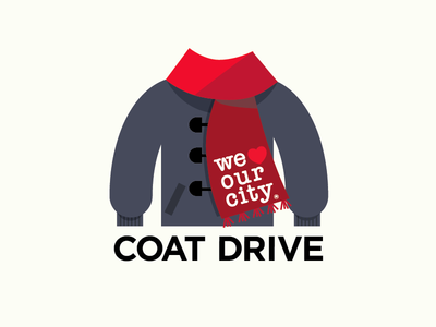 WE LOVE OUR CITY | COAT DRIVE