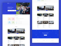 Home Page - Blu Luxury Car Rental