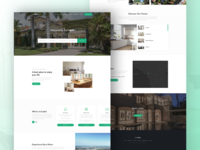 EarthBnb - Home Page Version 2