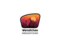 Wenatchee National Forest logo