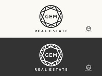 Gem Real Estate Logo